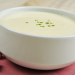 1. Garlic soup