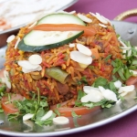 106. Vegetables biryani