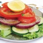 110. Fresh mixed salad