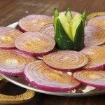 111. Spiced onion