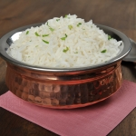 114. Basmati rice
