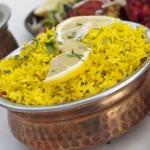 116. Lemon rice