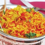 122. Plain pulao rice *vegansko