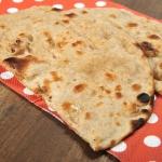 131. Tandoori roti – chapati *lahko pripravimo vegansko