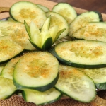153. Cucumber salad