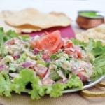 166. Bombai tuna salad