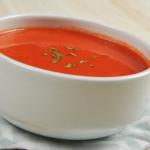 2. Sweet tomato soup