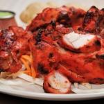 22a. Tandoori chicken (polovica)