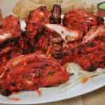 22. Tandoori chicken (whole)