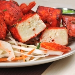36. Paneer shashlik (3 pieces)