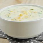 5. Sweet corn soup
