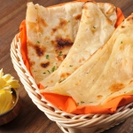127. Buttered naan