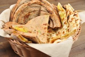 159-kashmiri bread basket