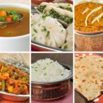 Vegetarian nep. thali (za 2 osebi)