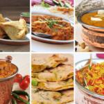 Vegan ind. thali (meni za 2 osebe)